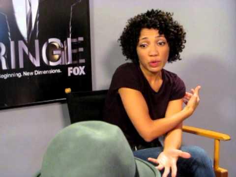 Jasika Nicole talks about 'Fringe' season 5