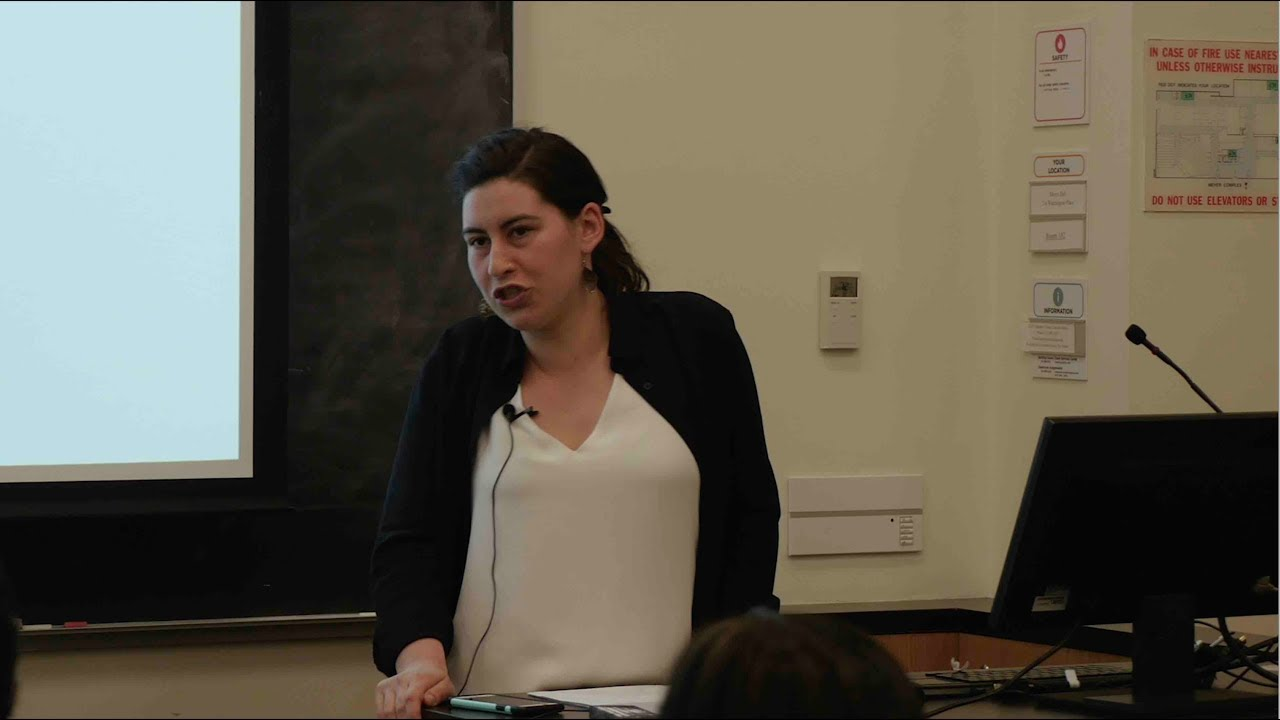 Lecture Videos: Migration, Refugees & the Politics of