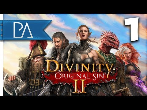 OUR ADVENTURE BEGINS  Lets Play  Divinity: Original Sin 2  Part 1