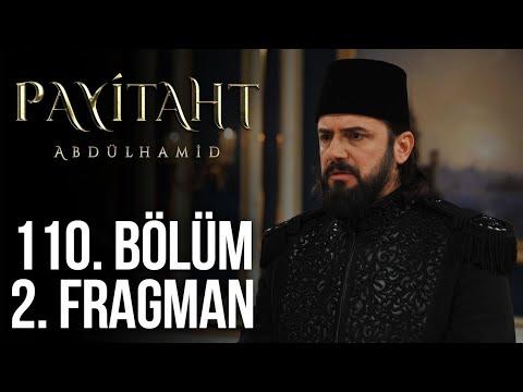 🇹🇷Права на престол Абдулхамид 110 серия 2 анонс на турецком языке 🇹🇷