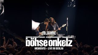Böhse Onkelz - 10 Jahre (Memento - Live in Berlin)
