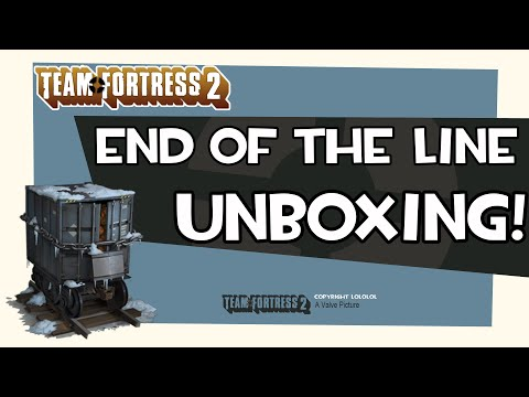 TF2 Showcase - End of the Line New Unusual Effects 2014... | Doovi