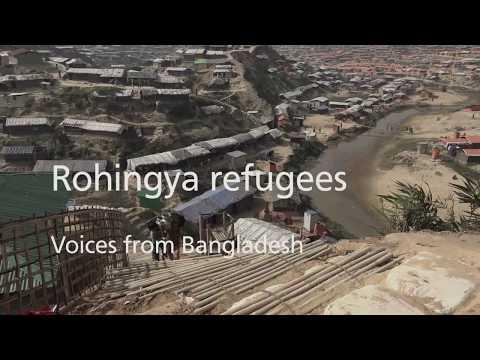 Rohingya on the run, Kuddus' story in Cox's Bazar, Bangladesh