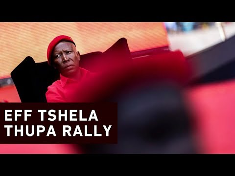 Malema: If you looking for criminals to shoot, go to Luthuli House