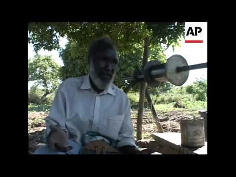 African farmer wins international award for harvesting rain water