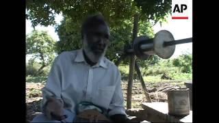 African farmer wins international award for harvesting rain water