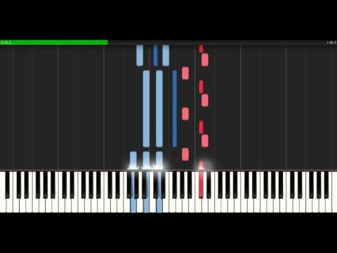 Neverland Medley [Piano Tutorial] (Synthesia)