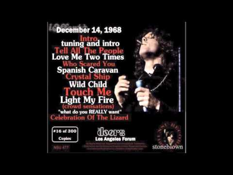The Doors Live At The LA Forum 1968 Full Concert
