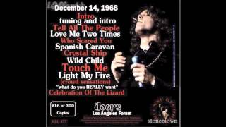 The Doors Live At The LA Forum 1968 Full Concert