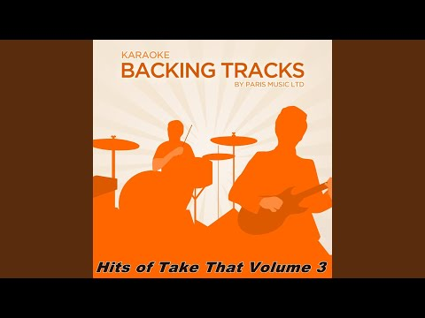 Eight Letters (Originally Performed By Take That) (Karaoke Version)