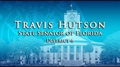 Florida Senator Travis Hutson Discusses Senate Bill 158