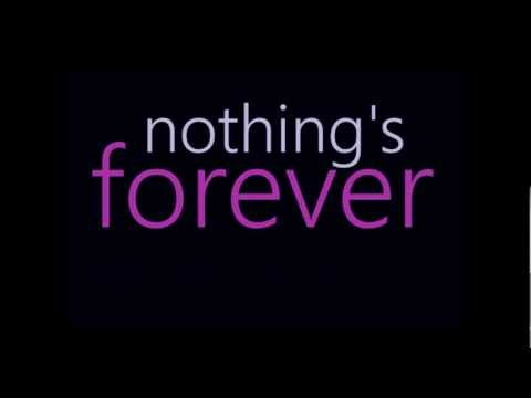 """Nothing's Forever"" - Jamestown Story (Official Lyric Video)"