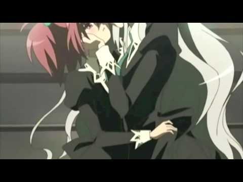 Strawberry Panic- Shizuma and Nagisa