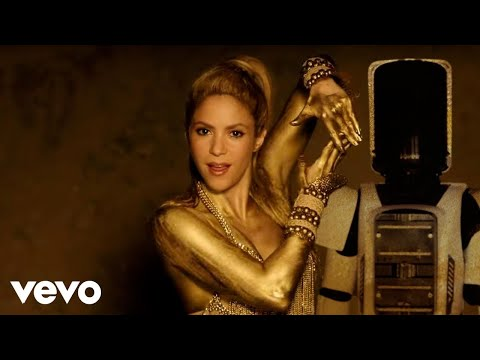 Shakira | Perro Fiel (Official Video) Ft. Nicky Jam