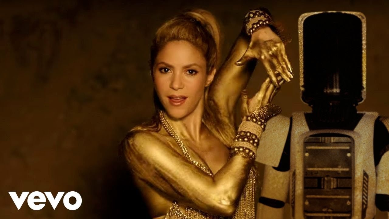 Video Shakira nude photos 2019