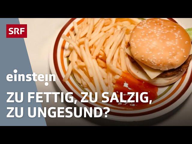 Ernährungsmythen – Fakten oder reine Glaubenssache? | SRF Einstein