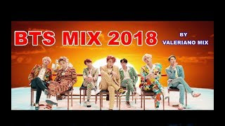BTS MIX 2018 by Valeriano mix