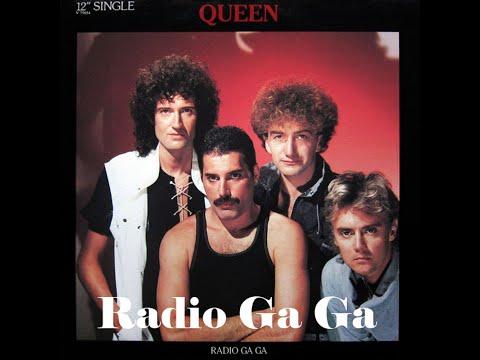 Queen ~ Radio Ga Ga 1984 Disco Purrfection Version