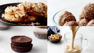 Our top 10 low-sugar snacks for the New Year! Get all the recipes h...