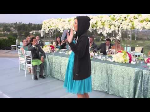 Beste Hochzeitsrede aller Zeiten