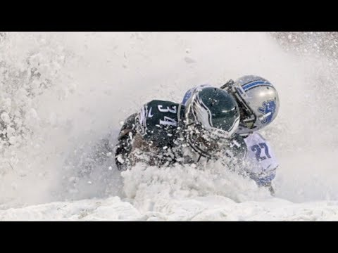 NFL Snowiest Games