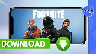 How to download Fortnite on mobile and receive the invitation from Epic Games
