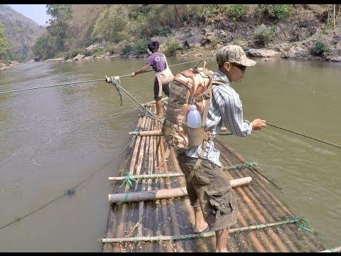 ทริปข้ามเขาสูงเชียงตุงชมวิถีชีวิตชาวไทหล๋อยแบบดั้งเดิมหมู่บ้านวันท้าง Tai Loi Village Adventure EP.1