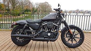 2016 Harley Davidson Sportster Iron 883 : Noir désir - Essai vidéo