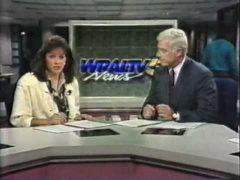 """WRAL-TV: """"WRAL-TV News at 6"""" (November 29, 1988)"""