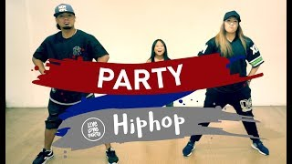 Download Video Party by Chris Brown | Hiphop Choreography | The Paltu-obs MP3 3GP MP4
