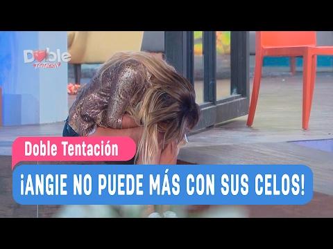 Doble Tentación - ¡Angie no puede más con sus celos! / Capítulo 10