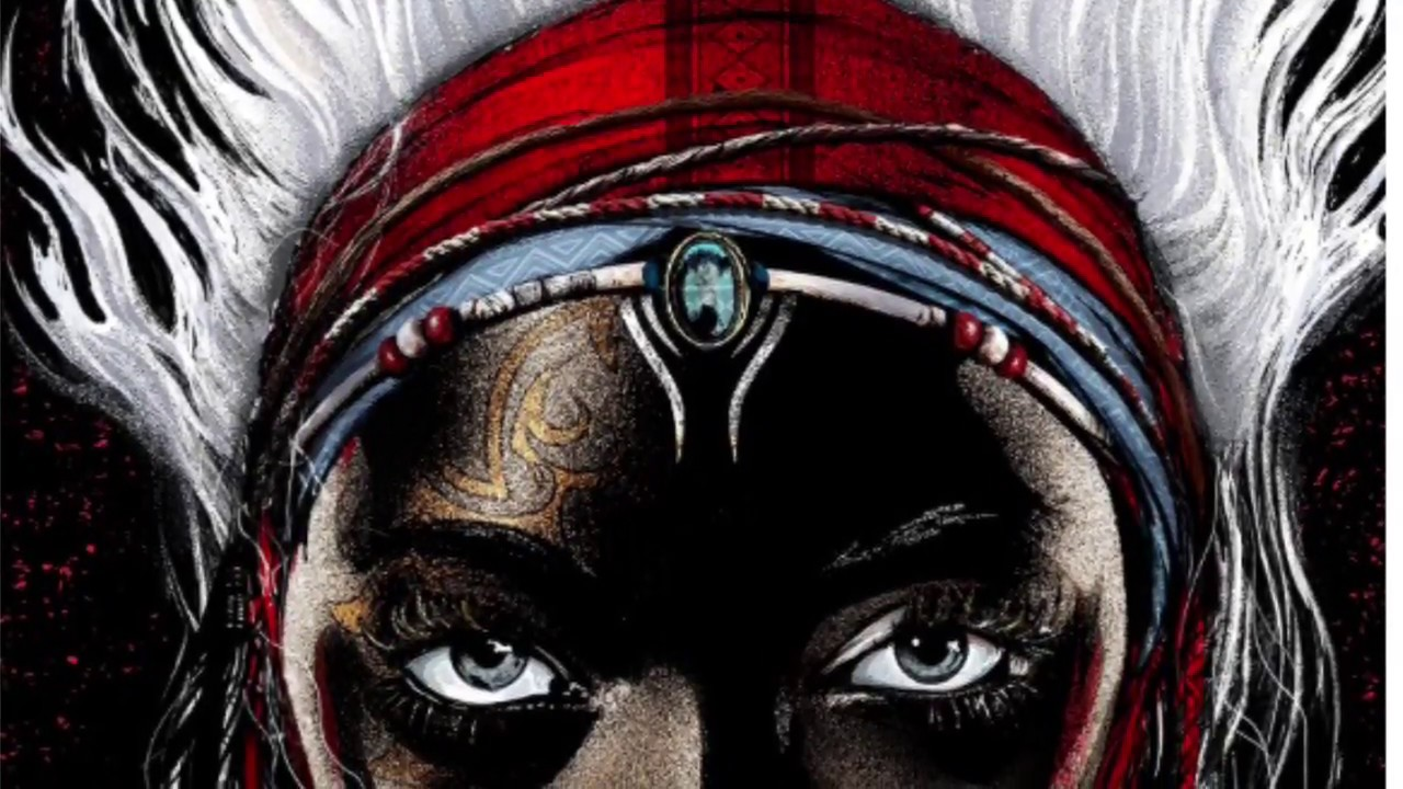 Black Authors Tomi Adeyemi Debuts novel Children Of Blood and Bone
