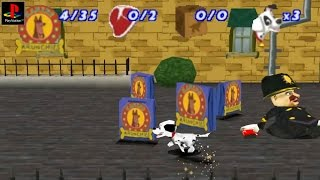 Disney's 101 Dalmatians Ii: Patch's London Adventure - Gameplay Psx / Ps1 / Ps One / Hd 720p (epsxe)