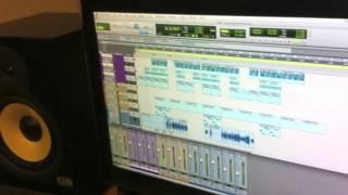Mason Jar Hanson In The Studio Pt1