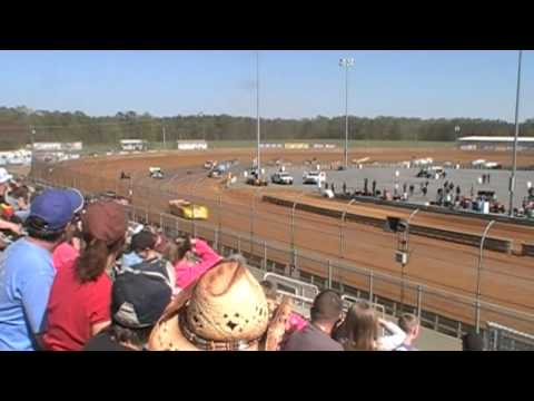 "Virginia Motor Speedway WoO Late Models ""Commonwealth 100"" 4-17-2011"