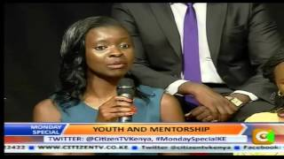 Monday Special discussion on Youth and Mentorship
