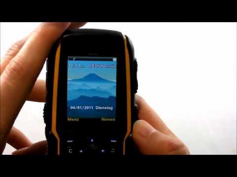 Video zum Praxistest des Sonim XP3300 Force