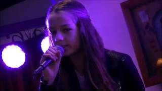 Bruno Mars - Grenade   --  cover song by Valery (live) HD YouTube cover song