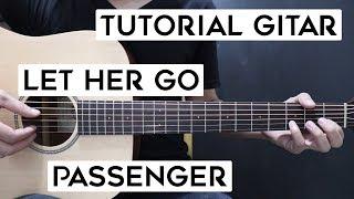 (Tutorial Gitar) PASSENGER - Let Her Go   Lengkap Dan Mudah