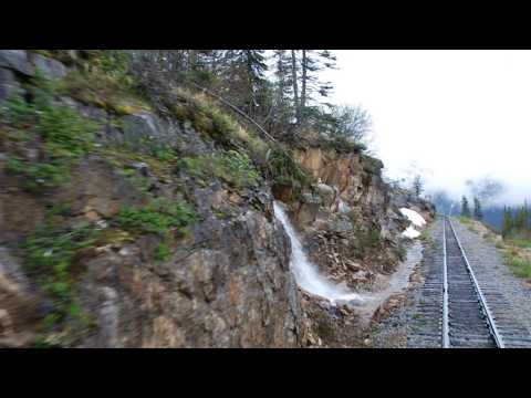 White Pass Rail Excursion