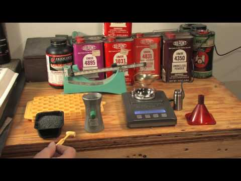 375 H&H Light Cast Bullet Project Part 2: The Reloading Process When Working Up Loads