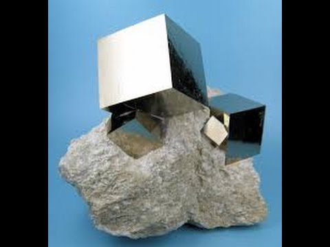 All about Pyrite