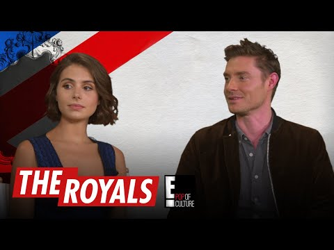 The Royals | The Royal Hangover Season 4, Ep. 7 | E!