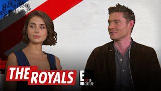 The Royals   The Royal Hangover Season 4, Ep. 7   E!
