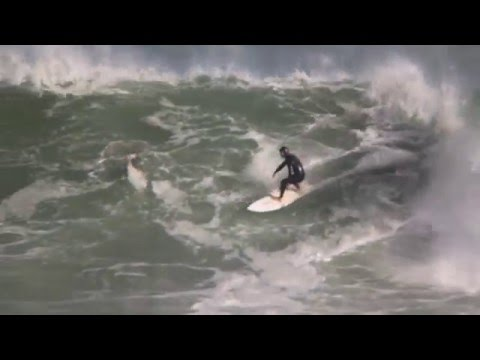Surfing Big Wednesday Victor Harbor Bullies  4th May 2016