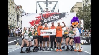 Novi Sad Al Wahda – Day 2 Recap – FIBA 3×3 World Tour Prague Masters 2017