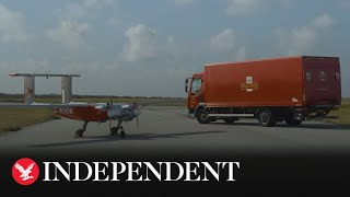 Royal Mail to test drones on Isles of Scilly