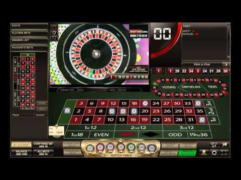 Video Casino roulette free bonus