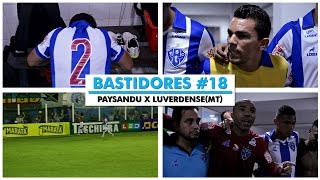 Paysandu conta com histórico favorável para vencer o Luverdense-MT