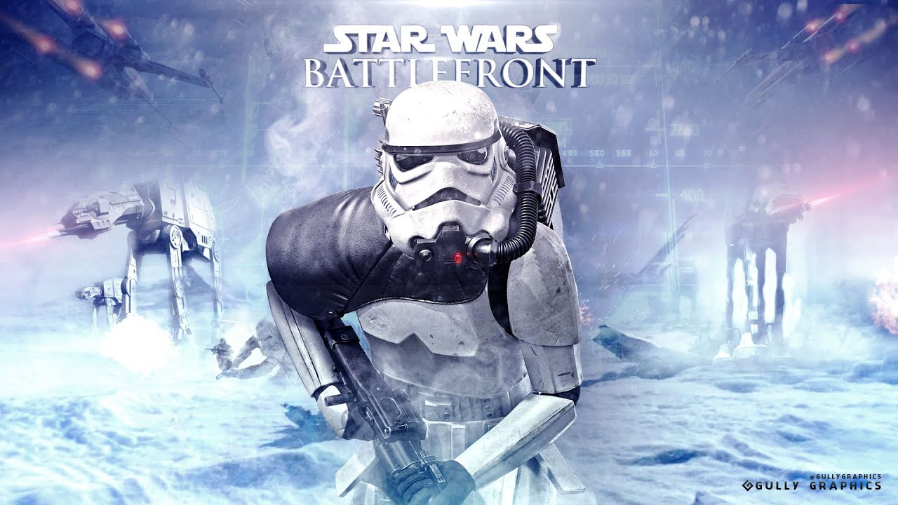star wars battlefront wallpaper - youtube